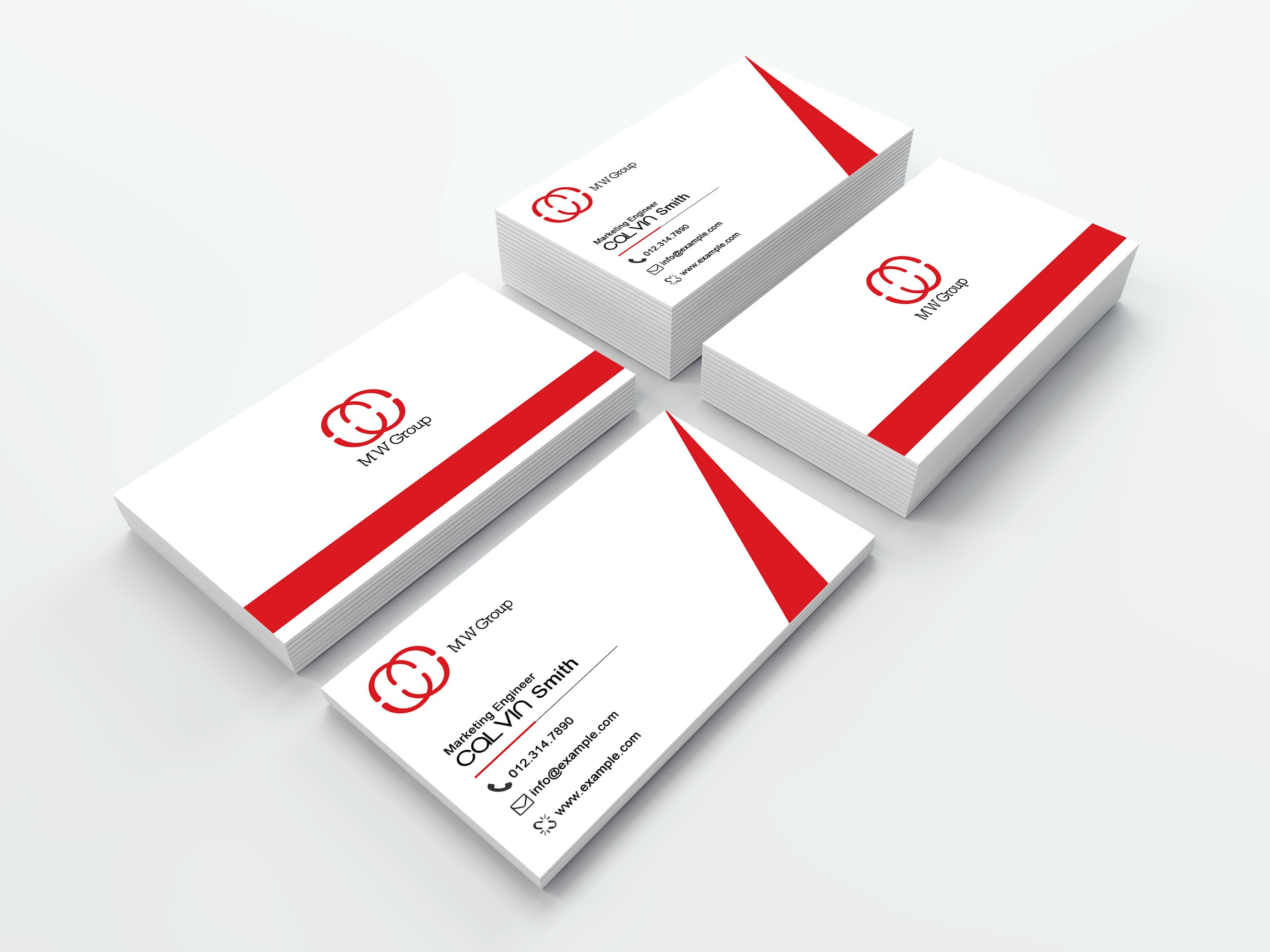 Corporate Digital Printing : Business Cards